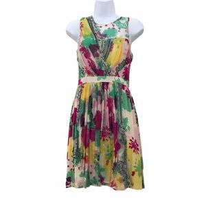 Anthropologie Plenty By Tracy Reese Floral Dress 2
